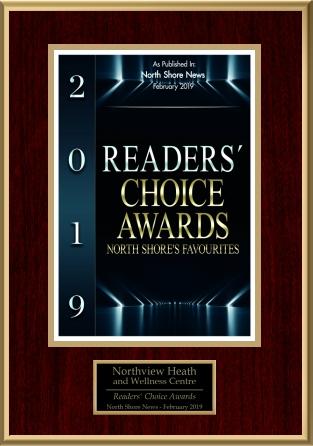 North shore readers choice awards 2019